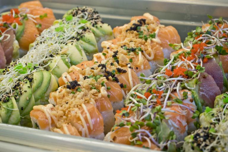 Kvalitets sushi